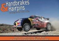 Handbrakes & Hairpins issue 224