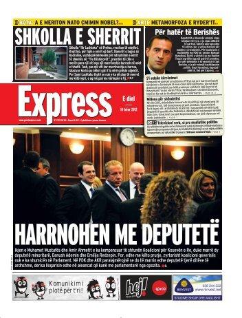 SHKOLLA E SHERRIT - Gazeta Express
