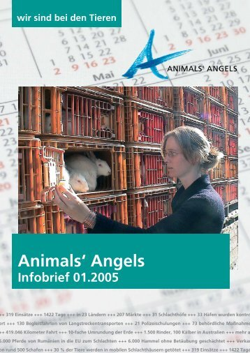 Editorial - Animals' Angels e.V.