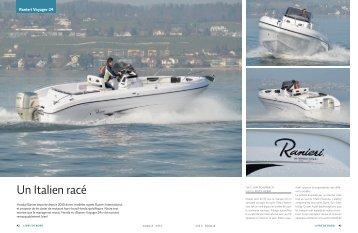 Ranieri Voyager 24 - Marina.ch