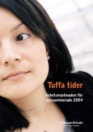 Tuffa tider - Lunds Tekniska Högskola