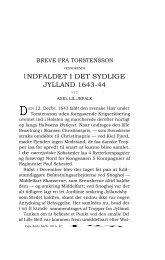 I NDFALDET I DET SYDLIGE JYLLAND 1643-44 - Vejle Amts Årbøger