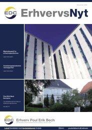 ErhvervsNyt November 2006 - EDC Poul Erik Bech