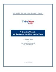 A Growing Threat: Al Qaeda and its Allies on the Move