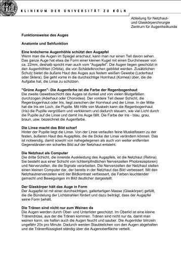 Anmerkungen zur Anatomie des anatiden Auges.