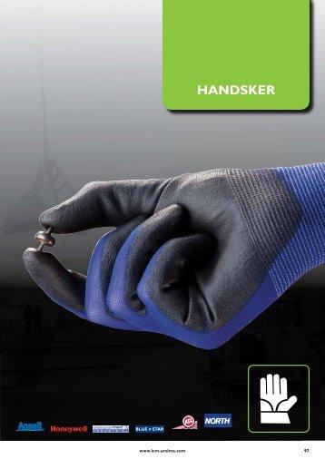 Handsker generelt - ArSiMa