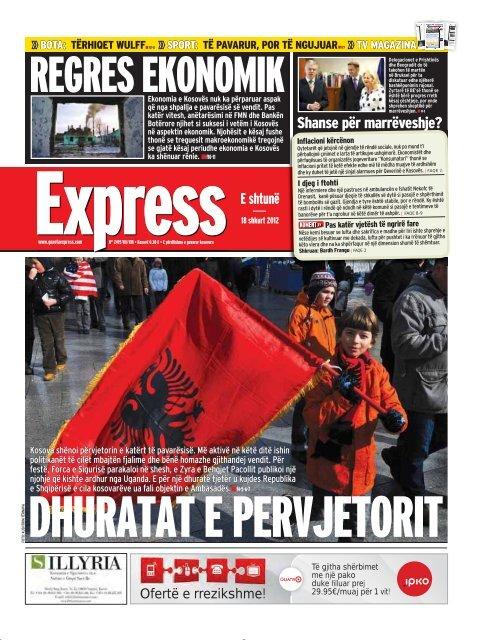 REGRES EKONOMIK - Gazeta Express