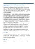 2011 m. bendroji ataskaita - ECHA - Europa - Page 7