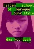 raiden school of baroque punk style das kochbuch - Seite 2