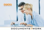 DOCUMENTS4WORK - Utax