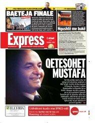 BAETEJA FINALE - Gazeta Express