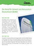 BUND Umwelt-Tipps Heilbronn / Heidelberg / Mannheim 2013 - Seite 5