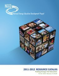 2011-2012 RESOURCE CATALOG - Center for Science Education ...