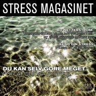 Du kan selv gøre meget FOR AT UNDGå STRESS - Lederweb