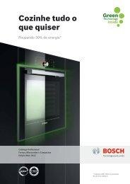 Catálogo Fornos e Microondas - Bosch