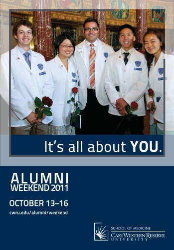 alumni - Case Western Reserve University School of Medicine