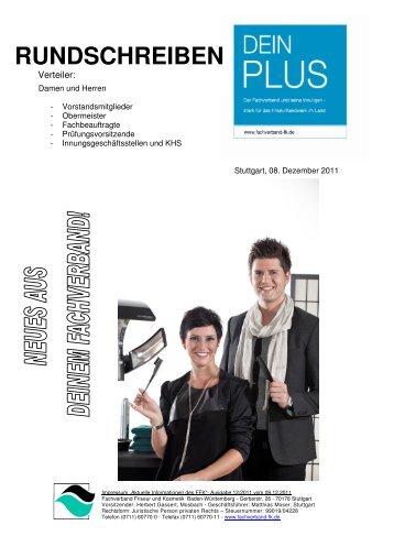 3. Fachliches - Fachverband Friseur und Kosmetik Baden ...