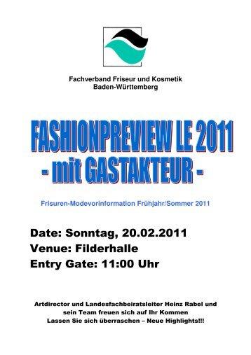 Date - Fachverband Friseur und Kosmetik Baden-Württemberg