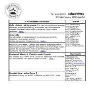 Nr. 1/April 2012 ? schooltimes Onlinezeitung der GHS Neuenhof ...