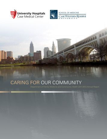 Annual Report for 2011-2012 - Case Western Reserve University ...
