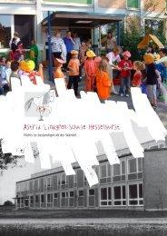 Broschüre der Astrid Lindgren Schule