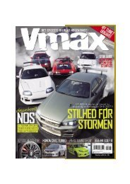 Vmax Medieinfo 08.indd - Benjamin Media