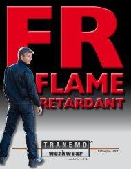 RETARDANT - Tranemo Workwear