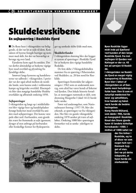 Skuldelevskibene [PDF] - E-museum