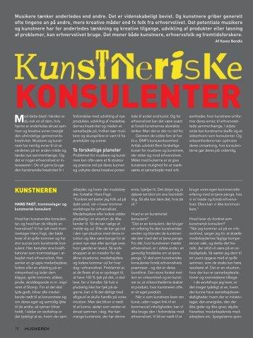 Link til PDF artikel - Hans Fagt