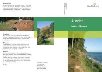 Alsstien, Fynshav-Mommark (folder) - Sønderborg Kommune