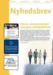 Nyhedsbrev september 2007
