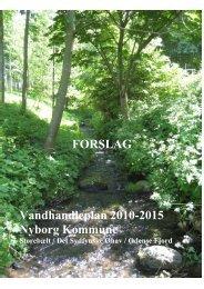 Se Nyborg Kommunes Forslag til vandhandleplan her (pdf åbner i ...