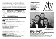Jazzblad januar til marts 2013.pub - Jazzportalen