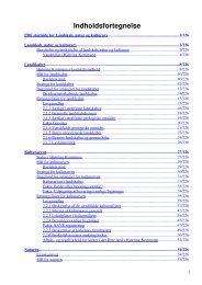 Forslag: Landskab, natur_og_kulturarv.pdf - Kommuneplan 2009 for ...