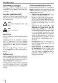 Mobile Navigation - Blaupunkt - Page 6