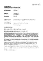 Afgørelse 2012-0399, 23. april 2013 - Midttrafik - Ankenævnet for ...