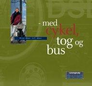 med cykel, tog og bus - Cykelviden