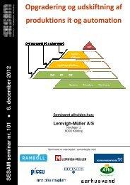 Program i PDF format - Sesam Danmark | SESAM World