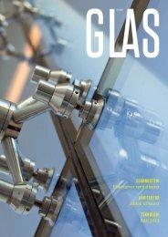 GLAS 2013 01 - Glasindustrien