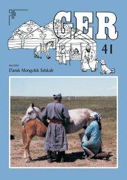 10 - Dansk Mongolsk Selskab