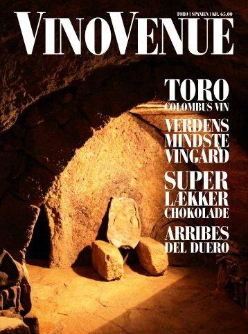 TORO   SPAnien   kR. 65,00 - Vinklubben VinoVenue