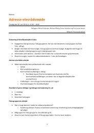 Referat fra den 30. juni 2010