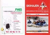 SKIHAJ aug. 08.pdf - Glostrup Skiclubs hjemmeside