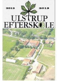 Folder om skolen 12-13 - Ulstrup Efterskole