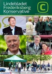 Lindebladet Frederiksberg Konservative - teranet