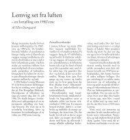 Ellen Damgaards artikel