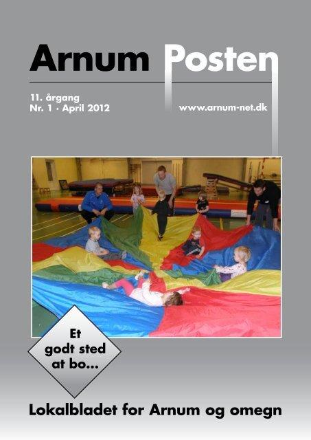 Arnumposten 2012-1 - Arnum Net