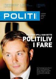 Februar - Politi forum