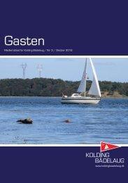 Gasten - Kolding Bådelaug
