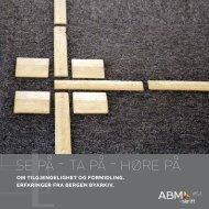 ABM-skrift #54 - Norsk kulturråd